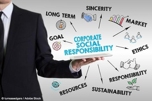the concept of corporate social responsibility Csr main concepts csr fad or reality • basic information legitimacy, obligations and impact of corporate social responsibility standards for example, one.
